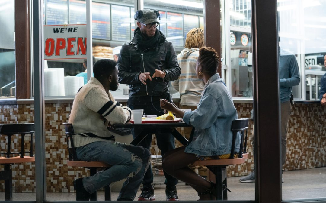Pete Chatmon Directs Episode of HBO's Insecure